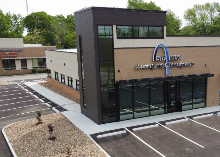 St. Louis Minimally Invasive Spine Center Building